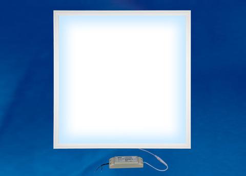 ULP-6060-36W/6500K EFFECTIVE WHITE Светильник светодиодный потолочный встраиваемый. Дневной свет (6500K). Корпус белый. В комплекте с и/п. ТМ Uniel.