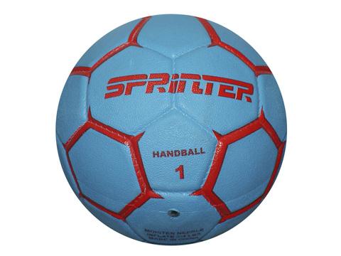 Мяч для пляжного гандбола №1. Окружность 50 см. Вес 290 гр. Материал: резина. КАН-Р1#