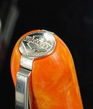 Visconti REMBRANDT Orange PT смола пал покр (VS-483-33)