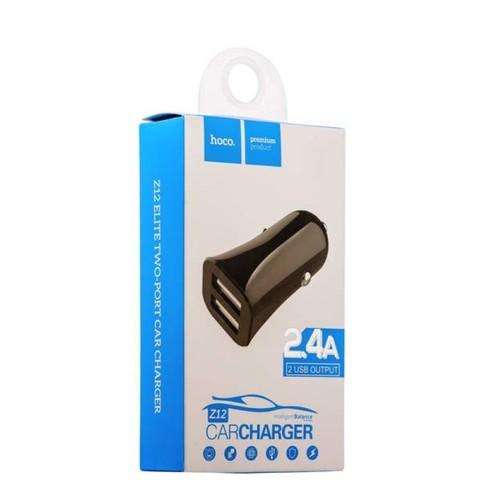 HOCO 2.4A 2 USB Z12