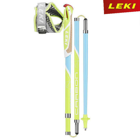 Скандинавские палки Leki Micro Flash Carbon 100% Германия