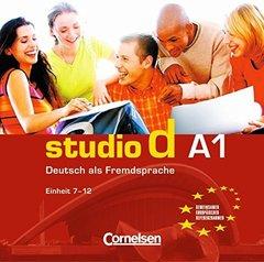 Studio d  A1.2    CD