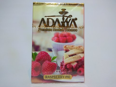 Табак для кальяна ADALYA Raspberry Pie 50 g