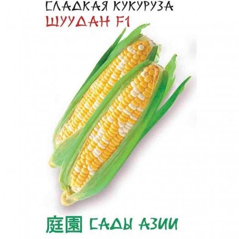 Сладкая кукуруза Шудан 10 шт