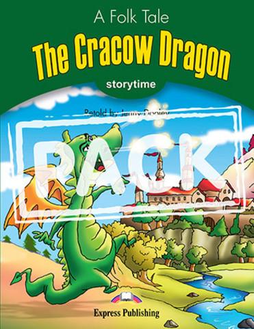 The Cracow Dragon. Книга для чтения. Stage 3 (3-4 классы) - комплект с диском