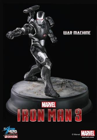 Iron Man 3 Scale  Model Kit  1/9 - War Machine