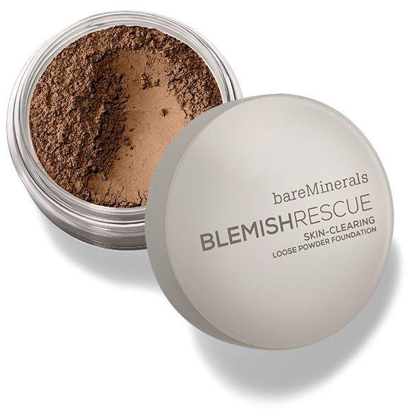 Рассыпчатая пудра для кожи склонной к высыпаниям BLEMISH RESCUE™ SKIN-CLEARING LOOSE POWDER FOUNDATION