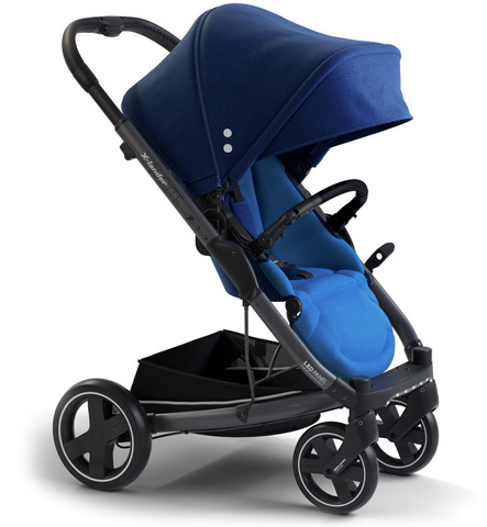 Прогулочная коляска X-Lander X-Cite Night blue