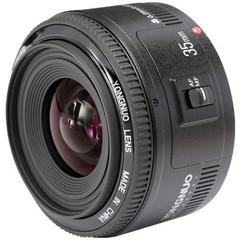 Объектив YongNuo AF 35mm f/2 для Canon EF