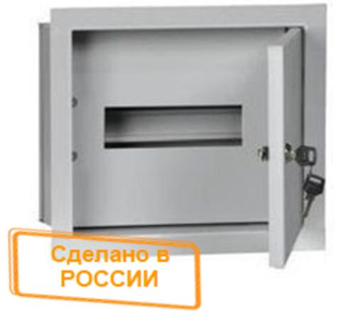 Корпус металлический ЩРВ-12 (215х280х120) Народный