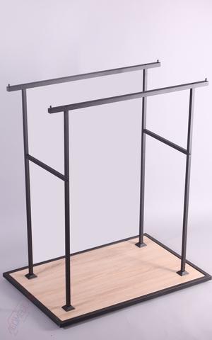 Бэст-1308 Стойка вешалка (вешало) напольная для одежды
