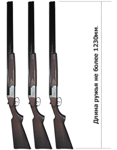 КО-035т Шкаф оружейный (1250*250*280)