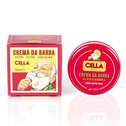Мыло для бритья Cella 150 мл.Сделано в Италии