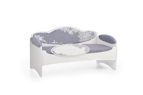 Диван-кровать для девочек Mia Шиншила