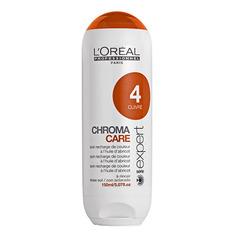 L'Oreal Professionnel Chroma Care - Тонирующий бальзам для волос № 4