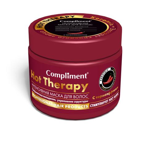 Compliment Hot Therapy Интенсивная маска для волос
