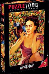 Puzzle Frida Kahlo  1000 pcs