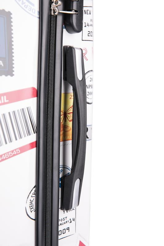 Чемодан со съемными колесами L'case Mail-18 ручная кладь (S)