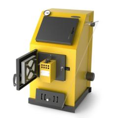 Водогрейный котел Оптимус Газ Автоматик 20кВт, АРТ, под ТЭН, желтый