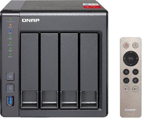 Сетевой накопитель QNAP TS-451+-2G
