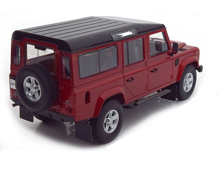 Коллекционная модель Land Rover Defender 110 LHD 2014