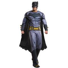 Бэтмен костюм с мускулами — Batman Costume