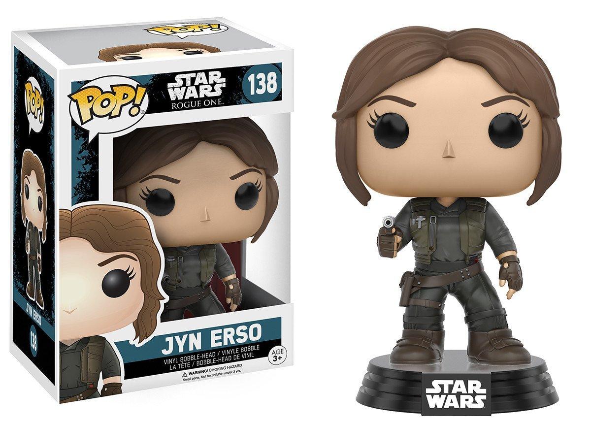Фигурка Funko POP! Bobble: Star Wars: Rogue One: Jyn Erso 10449