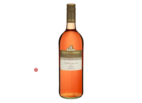Розовые немецкие вина