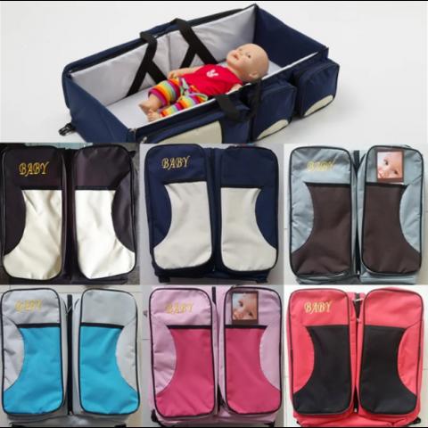 Детская сумка кровать для путешествий