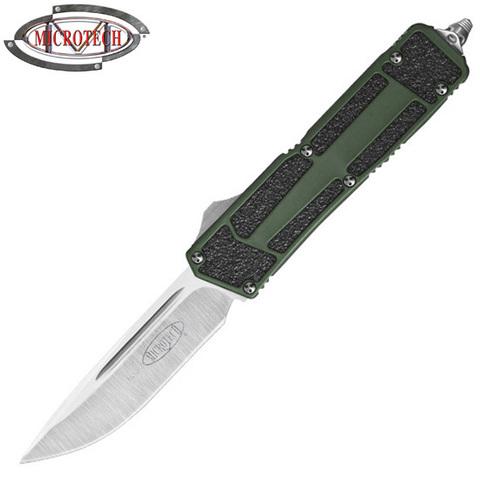 Нож Microtech Scarab QD Satin модель 178-4OD