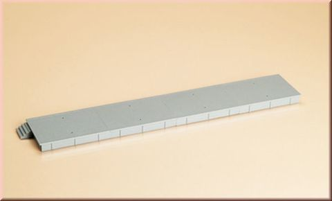 Платформа - 300х55 мм, (H0)