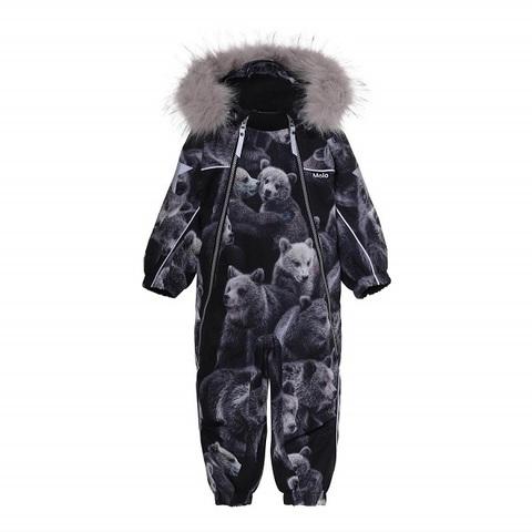 Комбинезон Molo Pyxis Fur Teddy зимний