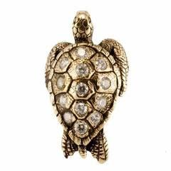 Черепаха морская кулон