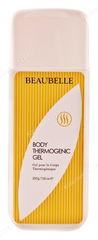 Разогревающий гель тела (Beaubelle | Антицеллюлитная система ухода за телом | Body Thermogenic Gel), 200 мл.
