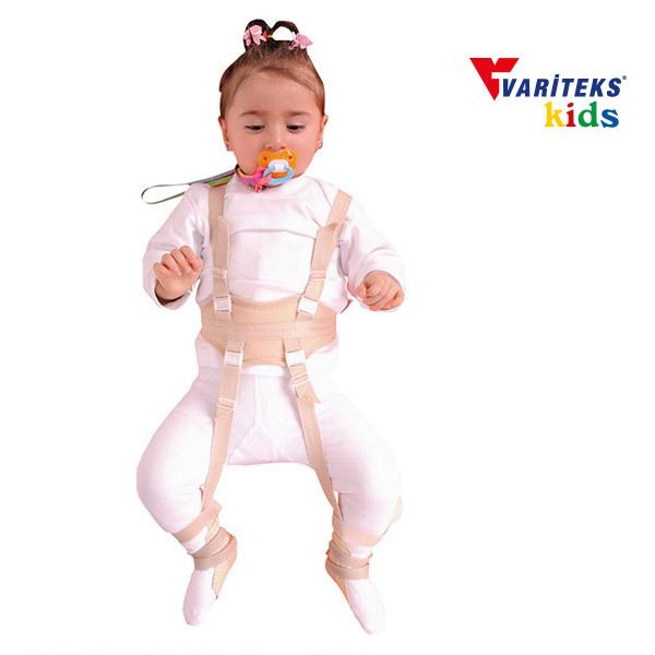 Бандажи паховые, тазобедренные и для ног Стремена (бандаж) детские Павлика 119.jpg