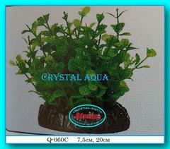 Растение Атман Q-060C, 20см
