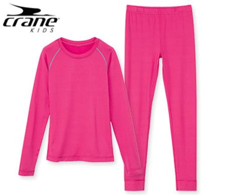 Термо белье для девочки Crane