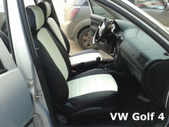 Чехлы на Volkswagen Golf 4 1998–2005 г.в.