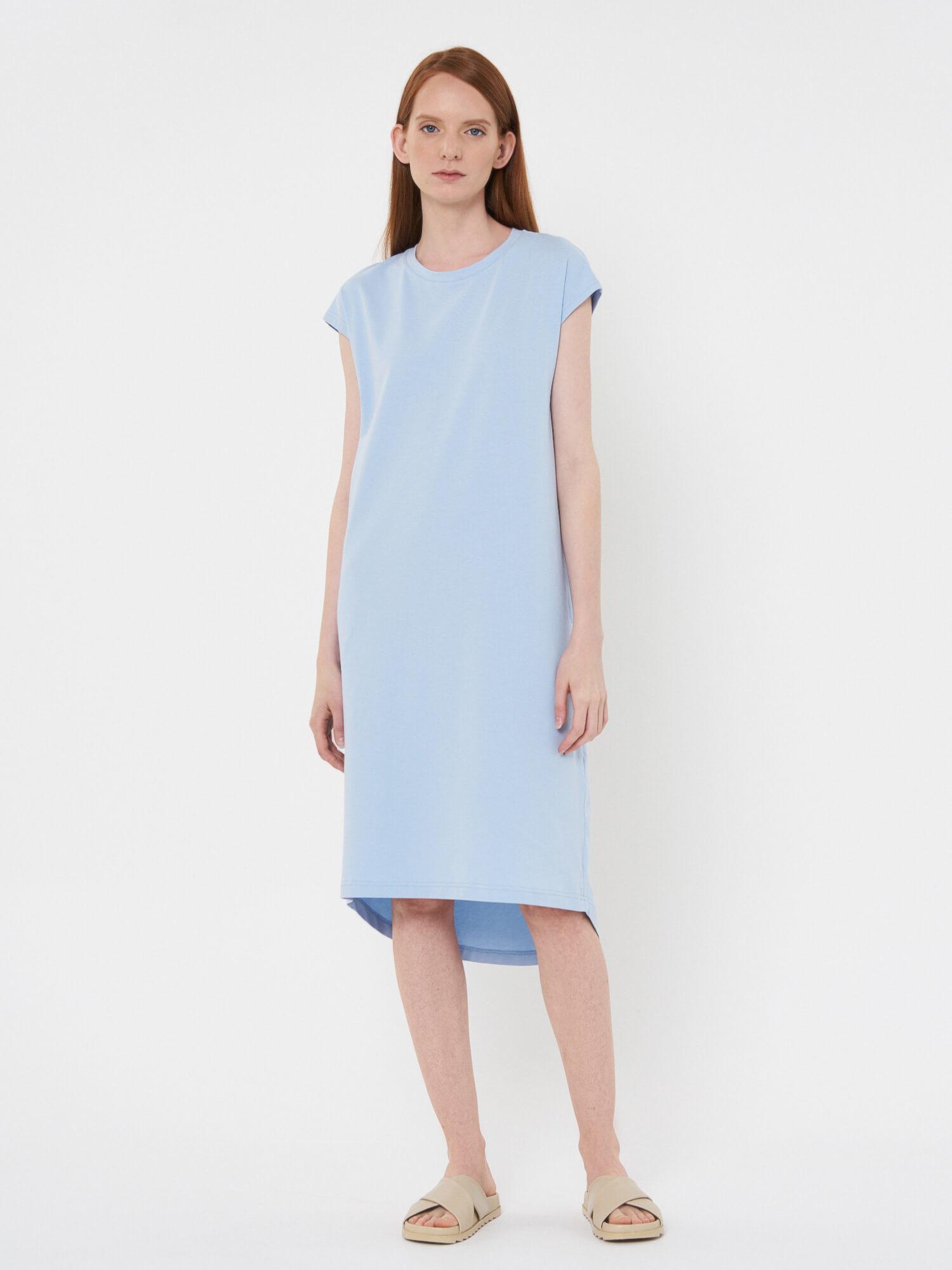 Платье-футболка Imany миди