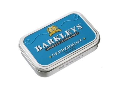 Леденцы Barkleys Peppermint