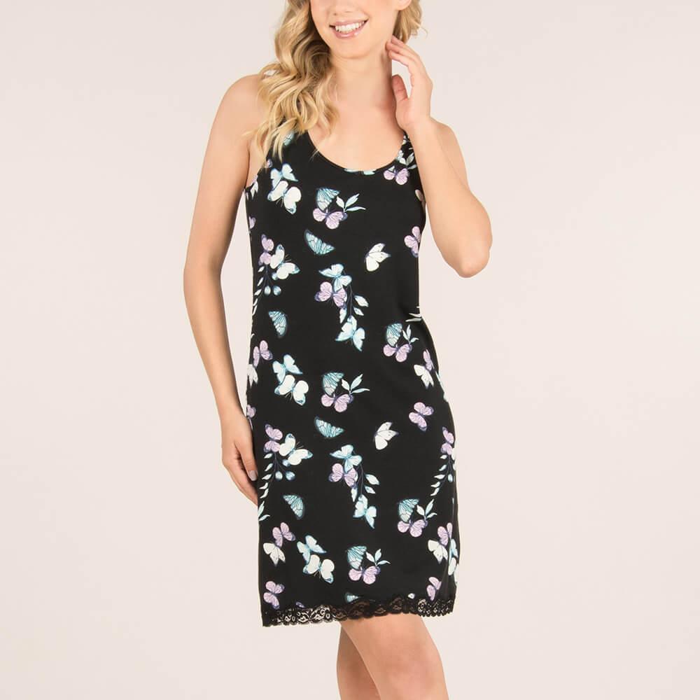 Женская ночная сорочка E20K-82X102 (mom)