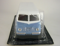 Nysa N59 white-blue 1:43 DeAgostini Auto Legends USSR #159
