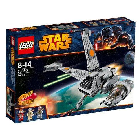 LEGO Star Wars: Истребитель B-Wing 75050 — B-Wing — Лего Звездные войны Стар Ворз