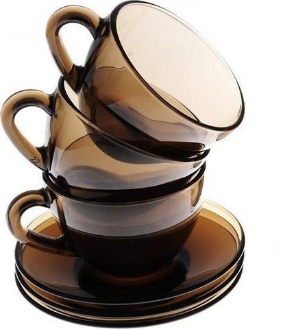 Чайный cервиз Luminarc Simply Eclipse 12 предметов (J1261)