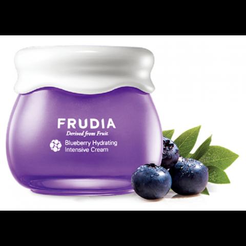 Frudia Blueberry Intensive Hydrating Cream Фрудиа Интенсивно Увлажняющий крем с черникой
