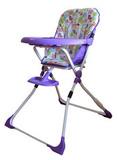 Стул детский для кормления НС180 FARFELLO фиолетовый