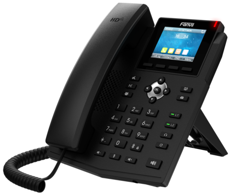 Fanvil X3SG - Business SIP Phone (POE) - IP телефон.