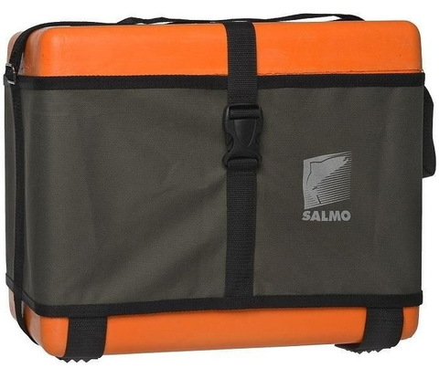 Ящик рыболовный зимний Salmo (PL-1R) из пенополиуретана