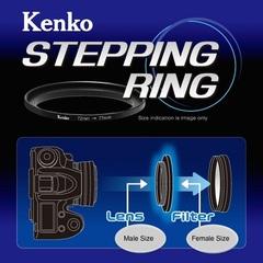 Переходное повышающее кольцо Kenko Stepping Ring 67mm - 72mm