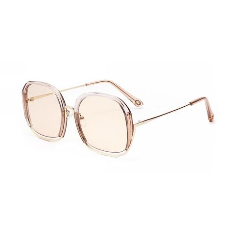 Солнцезащитные очки 95015001s Коричневый